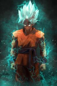 Saiyan God