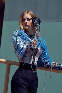 1080x1920 Samara Weaving Harpers Bazaar 2020