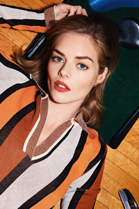 480x854 Samara Weaving Wonderland Magazine 2020