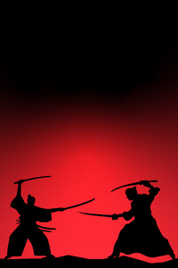 Samurai Fight