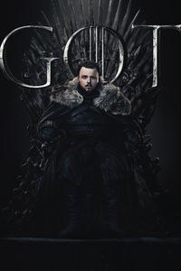 Samwell Tarly Game Of Thrones Season 8 Poster