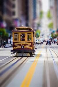 1080x1920 San Franciso On Vintage Theme