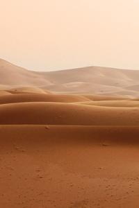 240x320 Sand Dunes Of Morocco