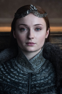 Sansa Stark Game Of Thrones Season 8