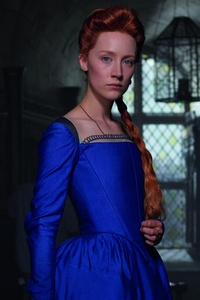Saoirse Ronan As Mary In Mary Queen Of Scots Movie 5k 2018