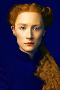 Saoirse Ronan As Mary In Mary Queen Of Scots Movie
