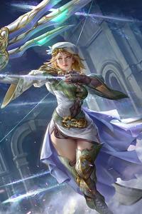1440x2560 Sarah Mobius Final Fantasy