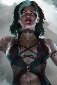 Sareena Mortal Kombat