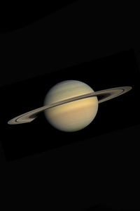 Saturn As Seen From The Cassini Huygens Space Research Mission Nasa 5k