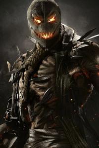 Scarecrow Batman Injustice 2