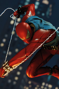 Scarlet Spider 4k Ps4 Game 2018