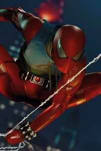 Scarlet Spider 4k Ps4 Game