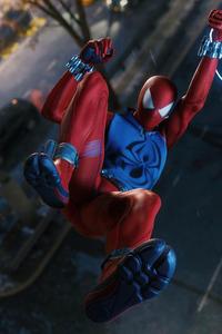 1080x1920 Scarlet Spider 5k