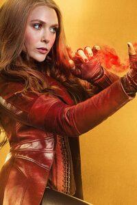 Scarlet Witch 4k