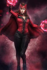 750x1334 Scarlet Witch Future Revolution