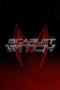 1440x2560 Scarlet Witch Logo 5k