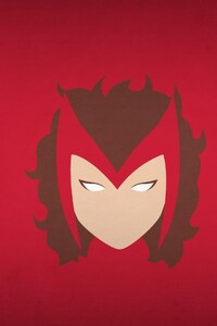 Scarlet Witch Minimalism