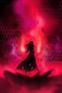 2160x3840 Scarlet Witch Power Ability