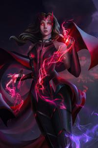 240x400 Scarlet Witch Wanda