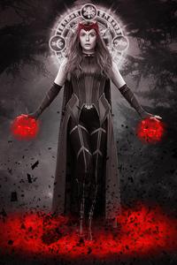 Scarlet Witch X Wanda Maximoff 5k