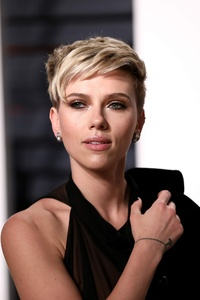Scarlett Johansson 2018 Vanity Fair