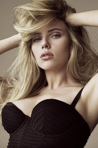 Scarlett Johansson 4k HD