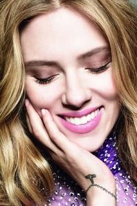 Scarlett Johansson American Actress
