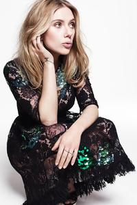 1125x2436 Scarlett Johansson American Celebrity 4k