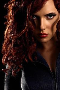 Scarlett Johansson Black Widow 4k