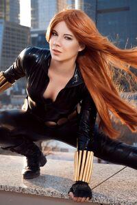 Scarlett Johansson Cosplay