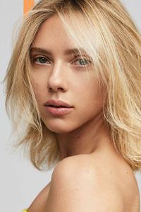 Scarlett Johansson Elle 2019 Photoshoot