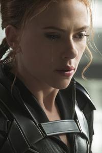 1080x1920 Scarlett Johansson From Black Widow Movie 5k