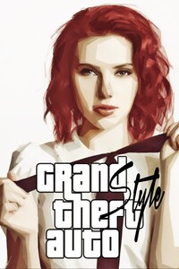 Scarlett Johansson In GTA 5