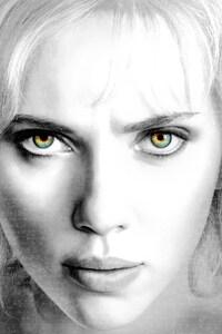 Scarlett Johansson In Lucy Movie 2