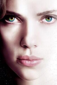 Scarlett Johansson In Lucy Movie
