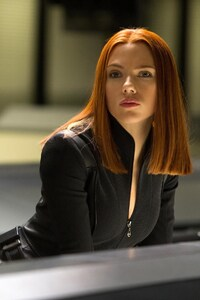 750x1334 Scarlett Johansson In Romanoff Movie