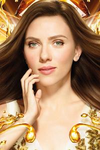Scarlett Johansson Lux 2019