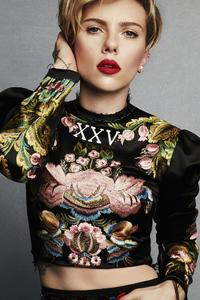 Scarlett Johansson New 2019