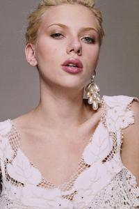 Scarlett Johansson Portrait 2018 4k