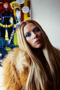 Scarlett Johansson The Gentlewoman Magazine Spring 5k