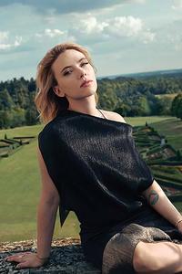 Scarlett Johansson The Hollywood Reporter Magazine 2019