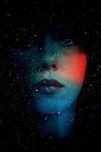 480x854 Scarlett Johansson Under The Skin Artwork