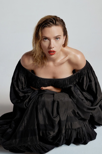 Scarlett Johansson Vanity Fair 2020