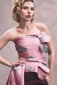 Scarlett Johansson Vogue 2019