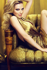 750x1334 Scarlett Johansson2020 Actress