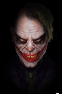 Scary Joker 4k