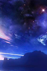640x960 Scifi Artistic Nature 4k