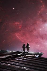 Scifi Astronaut