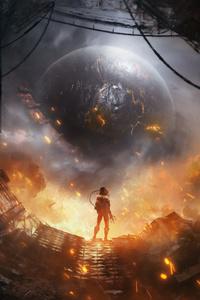 360x640 Scifi Concept Art Fantasy
