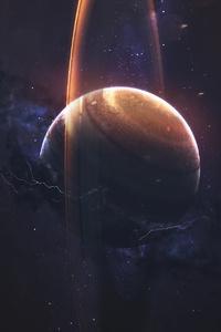 Scifi Planet Space
